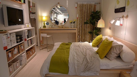 Brightgreen IKEA Goes Green Switches To LED