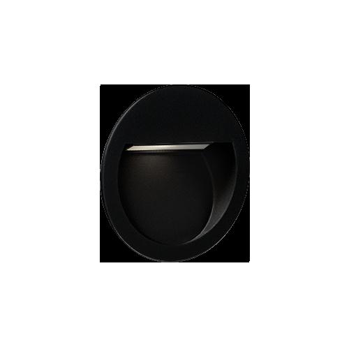 Brightgreen W300.IP Curve Recessed LED Wall Light