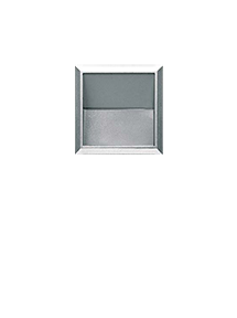 Brightgreen D900 Cube LED downlight a square beam for square spaces